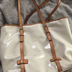 Dooney & Bourke Bags - Dooney & Bourke cream colored purse